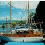 1998 Motorsailer Archetti - 9,99m