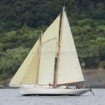 SOLD - 13.42 m Roberta III gaff schooner 1910