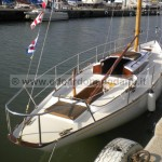 AGAIN FOR SALE 8.80 mt Sciarrelli 1968 - NATANTE