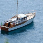 SOLD - 1967 Rampart UK 14.65 m. motoryacht