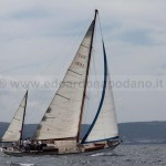 14.16 m. Sangermani sloop/yawl 1954