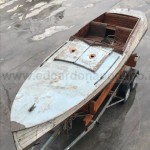 1930 runabout to restore - 7.20 m