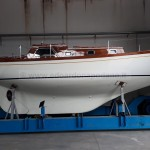 10.11 m SANGERMANI 1968 sloop