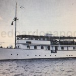 1936 displacement Thornycroft steel motoryacht 40 m