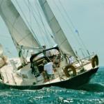 1965 Aluminium sloop 54' Tara