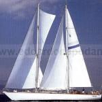 20 m Sangermani schooner Terza Santa Maria (ex Noa Noa V) - 250.000 €
