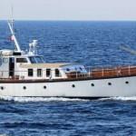 25 m displacement Cornù 1959 -STARTING BID JUNE 16 € 50.000